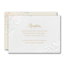Reception Cards